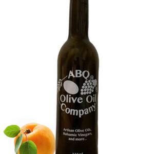 ABQ Olive Oil Company's apricot white balsamic