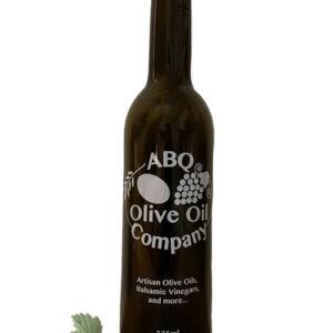 ABQ Olive Oil Company's black currant balsamic vinegar