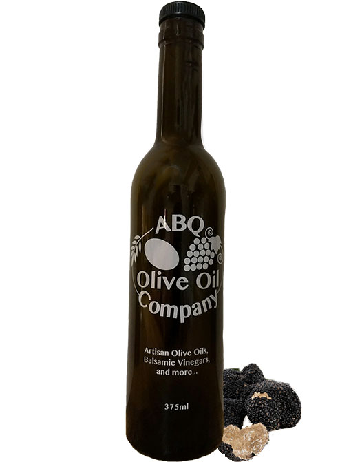 ABQ Olive Oil Company black truffle oil