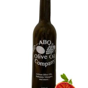 ABQ Olive Oil Company's blood orange olive oil