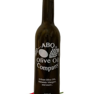 ABQ Olive Oil Company's smoked chaabani pepper olive oil