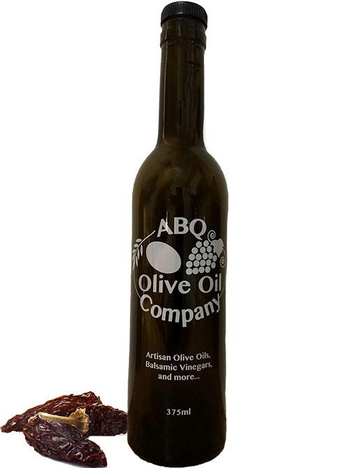 ABQ Olive Oil Company's chipotle olive oil
