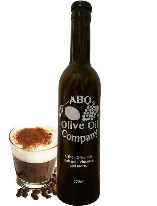 ABQ Olive Oil Company's espresso dark balsamic