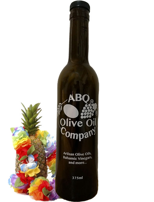 ABQ Olive Oil Company's Hawaiian pineapple balsamic