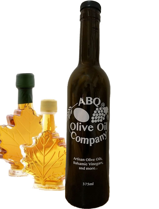 ABQ Olive Oil Company's maple balsamic