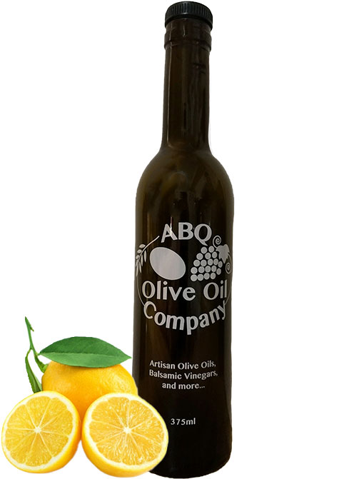 ABQ Olive Oil Company's milanese gremolata olive oil