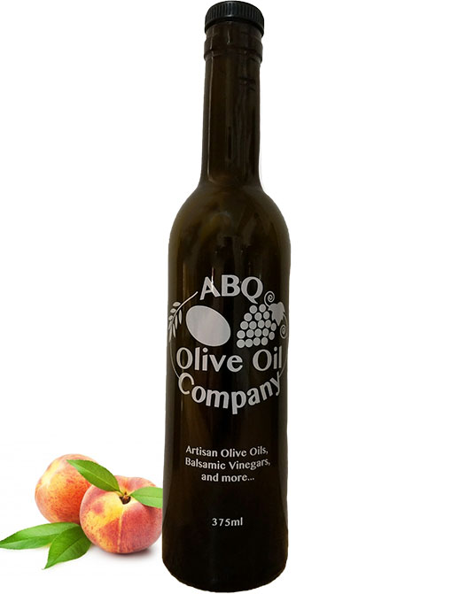 ABQ Olive Oil Company's peach balsamic