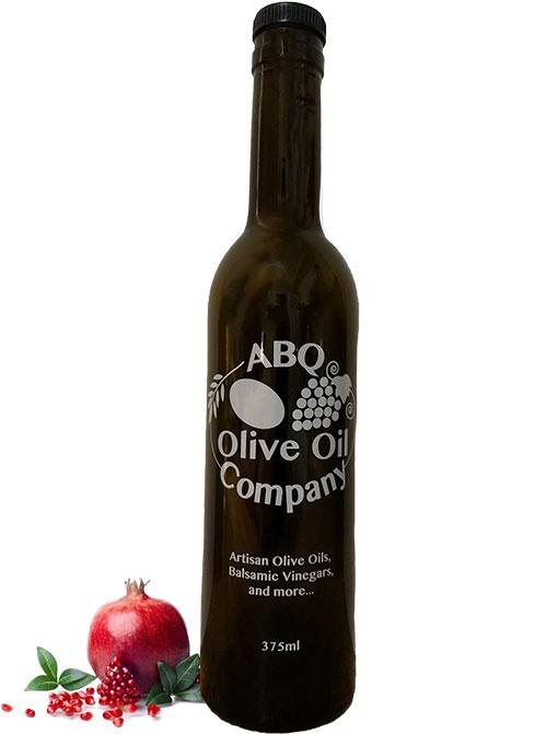 ABQ Olive Oil Company's pomegranate balsamic