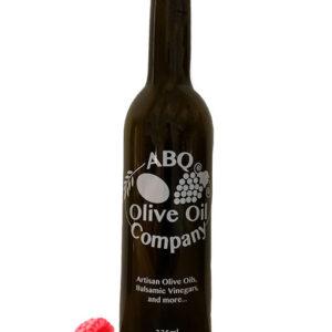 ABQ Olive Oil Company raspberry balsamic