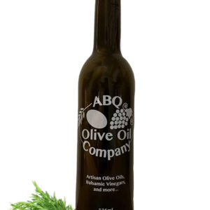 ABQ Olive Oil Company's rosemary olive oil