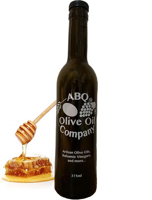 ABQ Olive Oil Company's serrano honey vinegar