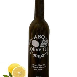 ABQ Olive Oil Company's Sicilian lemon balsamic