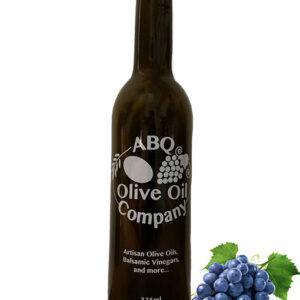 ABQ Olive Oil Company's dark balsamic