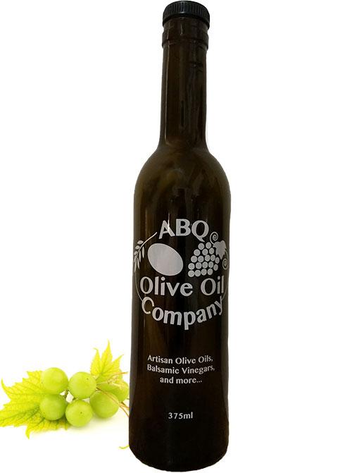 ABQ Olive Oil Company's white balsamic