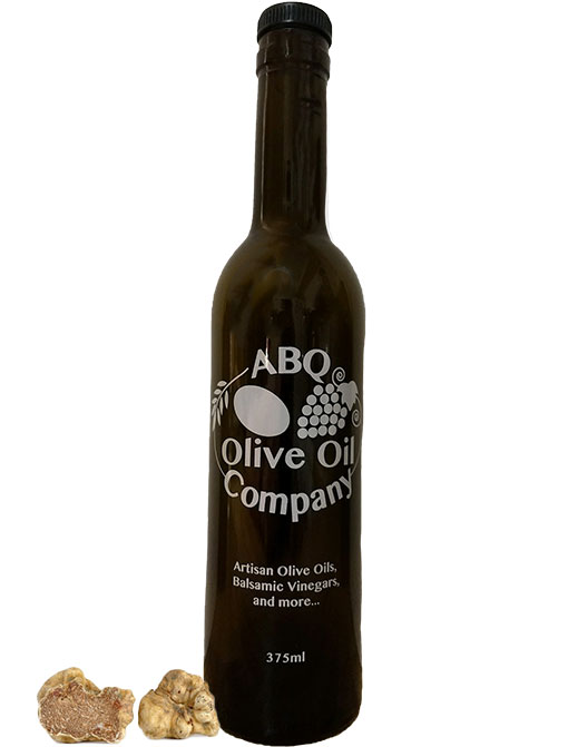 ABQ Olive Oil Company white truffle oil