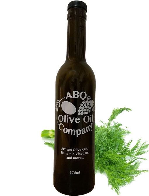 ABQ Olive Oil Company dill olive oil
