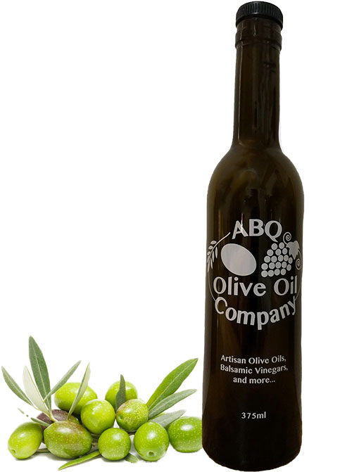 ABQ Olive Oil Company's extra virgin olive oil
