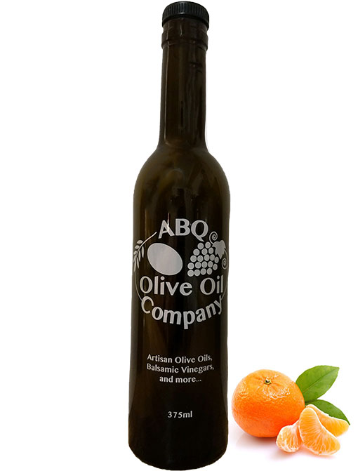 ABQ Olive Oil Company's mandarin orange olive oil